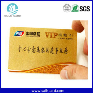 Wholesale Fashionable Style 4 Offset Printing Plastic Membership Card pictures & photos