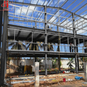 Prefabricated Steel Structure Multi-Layer Warehouse pictures & photos