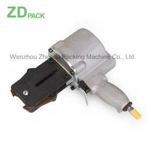 Pneumatic Steel Strapping Tool Manufacturer (KZLS-32) pictures & photos