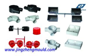 PVC 25mm Electrical Junction Box Mould pictures & photos