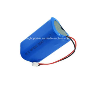 18650 3.7V Lithium Ion Battery Charger (6600mAh) pictures & photos