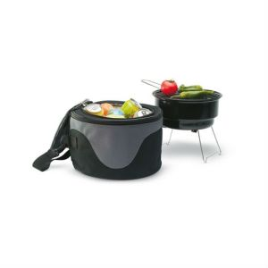 Steel Mini Barbecue Stove with Cooler Bag pictures & photos
