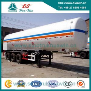 Heavy Duty 30 Ton LPG Road Tanker Semi Trailer pictures & photos