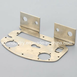Stainless Steel 304 Machined Metal Stamping Part pictures & photos