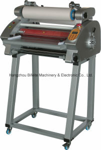 TR-480 A2 Type Hot and Cold Roll Laminator Laminating Machine pictures & photos