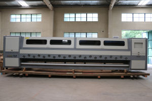 China High Resolution Large Format 5m Outdoor Solvent Printer pictures & photos