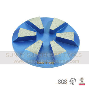 Diamond Floor Grinding Plate Wheel for Concrete Stone Terrazzo pictures & photos
