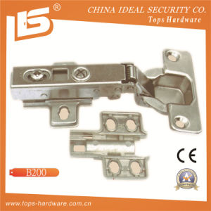 High Quality Cabinet Concealed Hinge (B200) pictures & photos