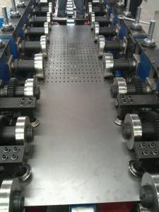 Easy Control Roll Forming Machine for Cable Tray pictures & photos