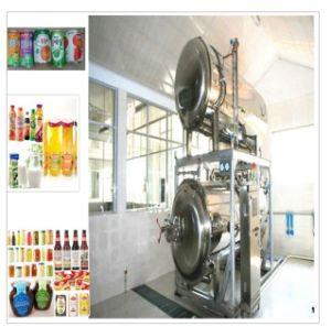 Trustworthy Food Processing Machine Steam Sterilizer Machine