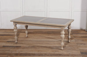 Exquisite and Simplicity Dining Table Antique Furniture pictures & photos