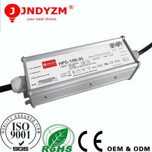 High-Efficiency Waterproof IP65 100W LED Driver