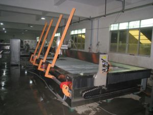 CE Horizontal Water Jet Cutting Machine pictures & photos