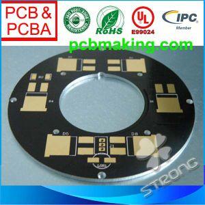 LED Light Units Material Aluminium Base PCB Board for Good Heat Dissipation Assembly