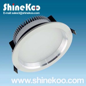 18W Aluminium SMD LED Downlight Luminaire (SUN11A-18W) pictures & photos