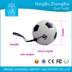 Football Gadgets Keychain External Power Bank pictures & photos