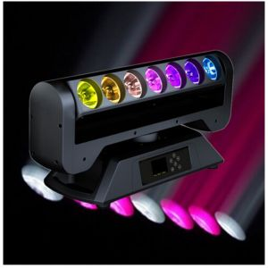 LED Unlimited Rotating Pixel Bar Moving Head pictures & photos