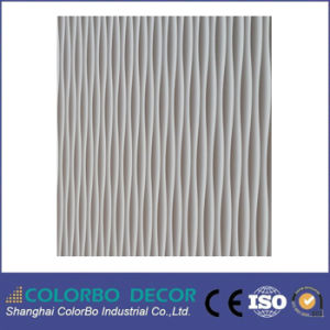 3D MDF Wall Panels for Interior Decoration Materials pictures & photos