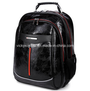 PU Business Travel Laptop Tablet Computer Notebook Bag Backpack (CY8902) pictures & photos