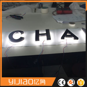 Halo Light LED Channel Letter Sign pictures & photos