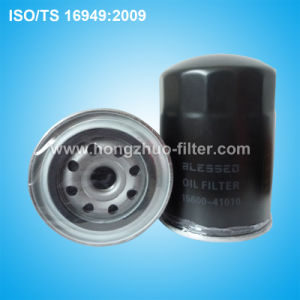 Car Oil Filter 15600-41010 for Toyota pictures & photos