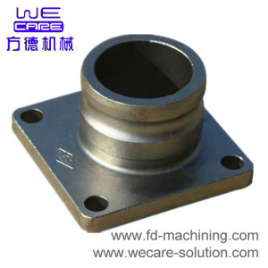 High Quality OEM Metal Sand Casting with CNC Machining Parts
