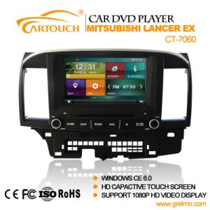 Touch Screen Car GPS Navigation System for Mitsubishi Lancer