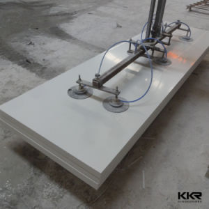 12mm Seamless Joint Textured Marble Acrylic Solid Surface Sheet pictures & photos