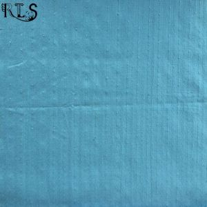 Cotton Jacquard Yarn Dyed Fabric for Shirting/Dress Rlsc60-9ja pictures & photos