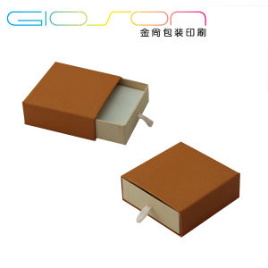 Paper Jewelry Gift Box Printing Factory/ Packaging Box pictures & photos