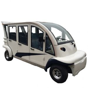 Electric Passenger Vehicle, 6 Seat, with Aluminum Hard Door, Eg6063kbf pictures & photos