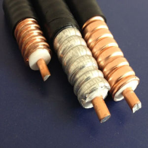 "1/2"" RF Feeder Cable / Corrugated Cable pictures & photos"