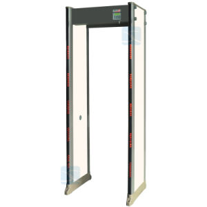 Cheapest CE Approved Multi Zone Walk Through Metal Detector pictures & photos
