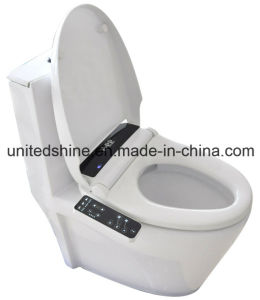 China 2015 new automatic toilet seat cover electronice bidet toilet seat china toilet seat - Automatic bidet toilet seat ...