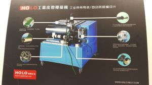 Guide Machine for PVC Conveyor Belt pictures & photos