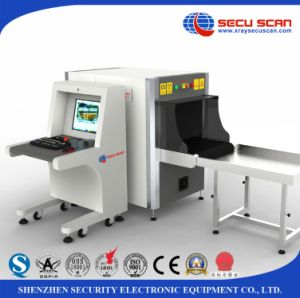 Middle Size X-ray Screening System for Cargo, Baggage Inspection pictures & photos