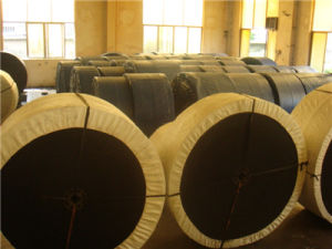 High Quality Rubber Conveyor Belt for Exporting pictures & photos