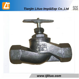 China Factory Supply Wormgear Butterfly Valve pictures & photos