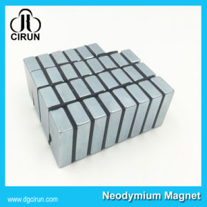 Custom Size Strong N52 Neodymium Block Magnet