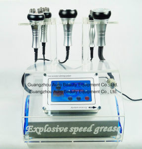 Body Fat Burning Cavitation Radio Frequency Machine for Salon Use pictures & photos