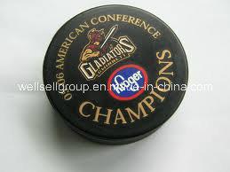 Popular Custom Logo Ice Hockey Puck pictures & photos