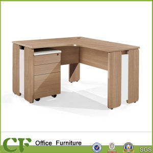 CF Office Wooden Computer Table Design Furniture Computer Desk pictures & photos