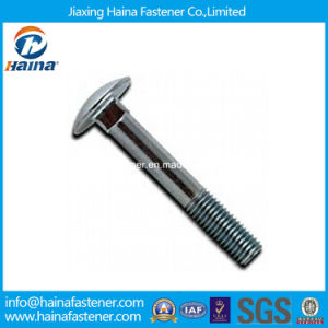Mushroom Head Square Neck Bolt Carriage Bolt DIN603 pictures & photos
