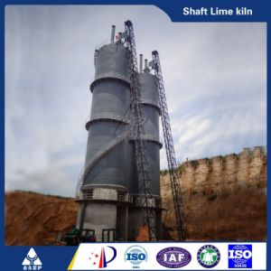 OEM Vertical Gas Lime Kiln 400tpd pictures & photos