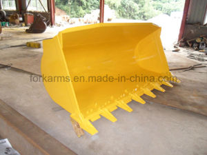 Construction Machinery Parts, Bucket, Excavator Attachment Bucket Casting Parts pictures & photos