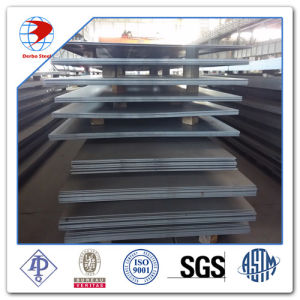 ASTM A36 A283 S235jr Hot Rolled Ms Carbon Steel Plate Sheet for Building Structure pictures & photos