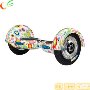 New Design Electric Hoverboard Green Transporter pictures & photos
