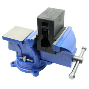 6′ Vise Precision Milling Drilling Machine Bench Clamp Clamping Vice pictures & photos