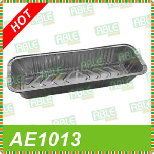 Aluminum Rectangular Tray for Cake/Container for Baking Bread pictures & photos