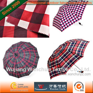 Polyester Broad Width Printed Pongee for Umbrellas pictures & photos